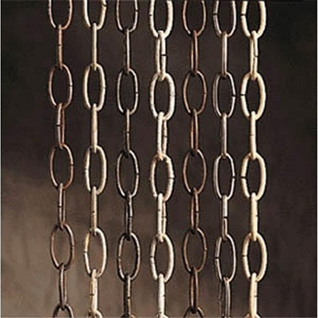 Kichler 2996MBZ Accessory Chain Fixture in Marbled Bronze