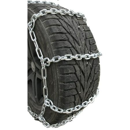 Snow Chains 235/60R18, 235/60 18 Boron Alloy Square Tire Chains -  TireChain.com