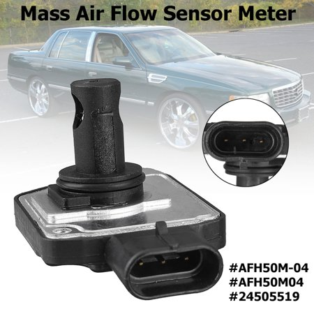 Mass Air Flow Sensor Meter MAF For Buick Cadillac Oldsmobile Chevrolet AFH50M-04, AFH50M04, 24505519