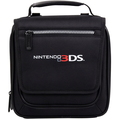 POWER A 3DS Elite Transporter Case, Black (3DS)