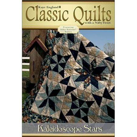 Kaleidoscope Stars Quilting Pattern (Purse Quilting Pattern)