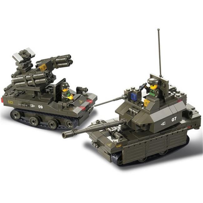 Sluban Socket Build an Air Defense Gun M38-B0680D