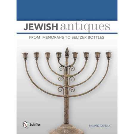 Jewish Antiques: From Menorahs to Seltzer Bottles