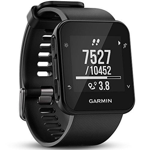 Garmin Forerunner 35 GPS Running Watch and Heart Rate Monitor, Black