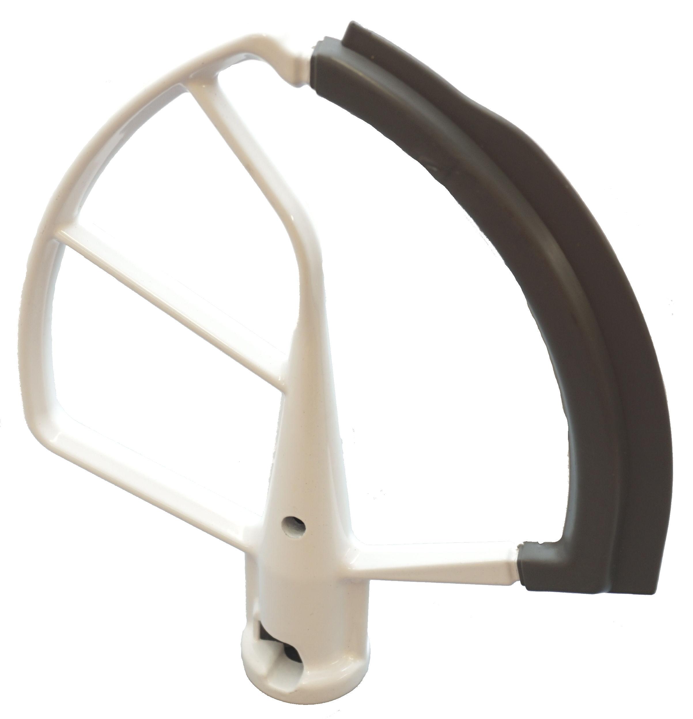 5.5 Qt & 6 Qt Tilt-Head Flex Edge Beater for Kitchenaid Stand Mixer, SRTKFE6L