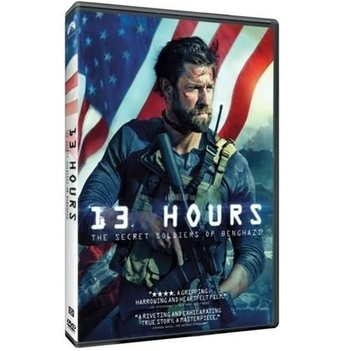 13 Hours: The Secret Soldiers Of Benghazi (Walmart Exclusive) (With INSTAWATCH)) by