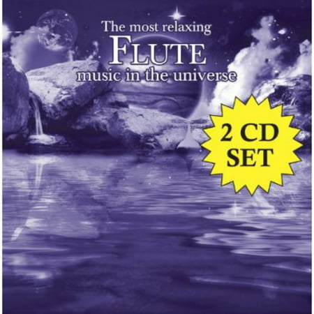 Gospel Flute Music - Most Relaxing Flute Music in Universe / Various (CD)