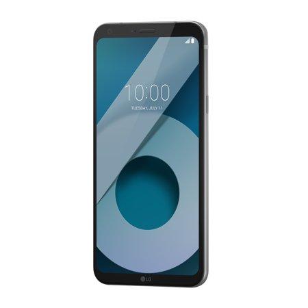 LG Q6 32GB Unlocked Smartphone, Platinum