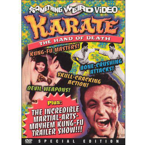 Karate: Hand of Death by IMAGE ENTERTAINMENT INC