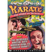 Karate: The Hand Of Death (Widescreen) by IMAGE ENTERTAINMENT INC