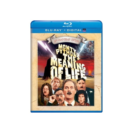 Monty Python's The Meaning Of Life (Blu-ray) - The Meaning Of Halloween Catholic