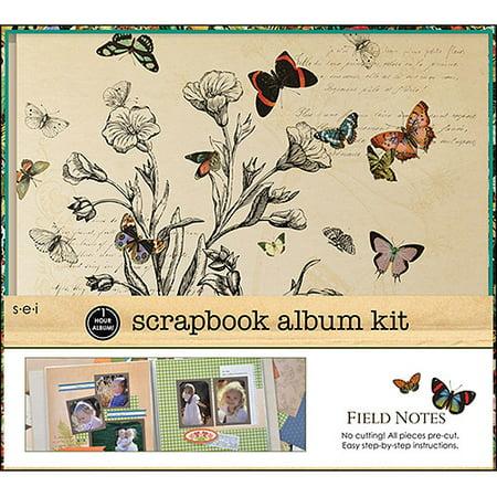 1 Hour Album Scrapbook Kit