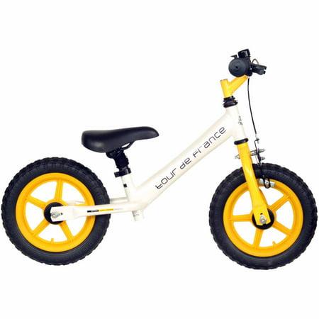 Tour de France Kid's Wood Running Bike - 30412