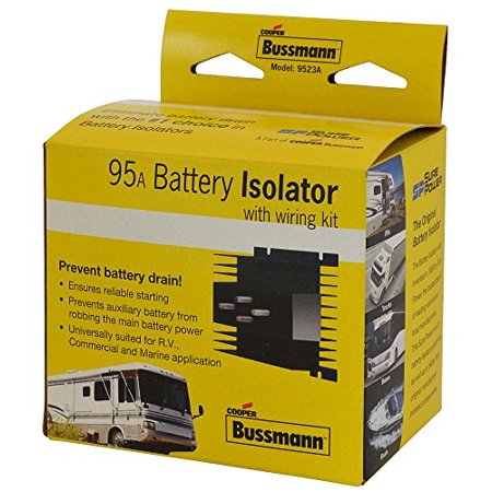 Bussmann (RB-BI-95A) 95 Amp Battery -
