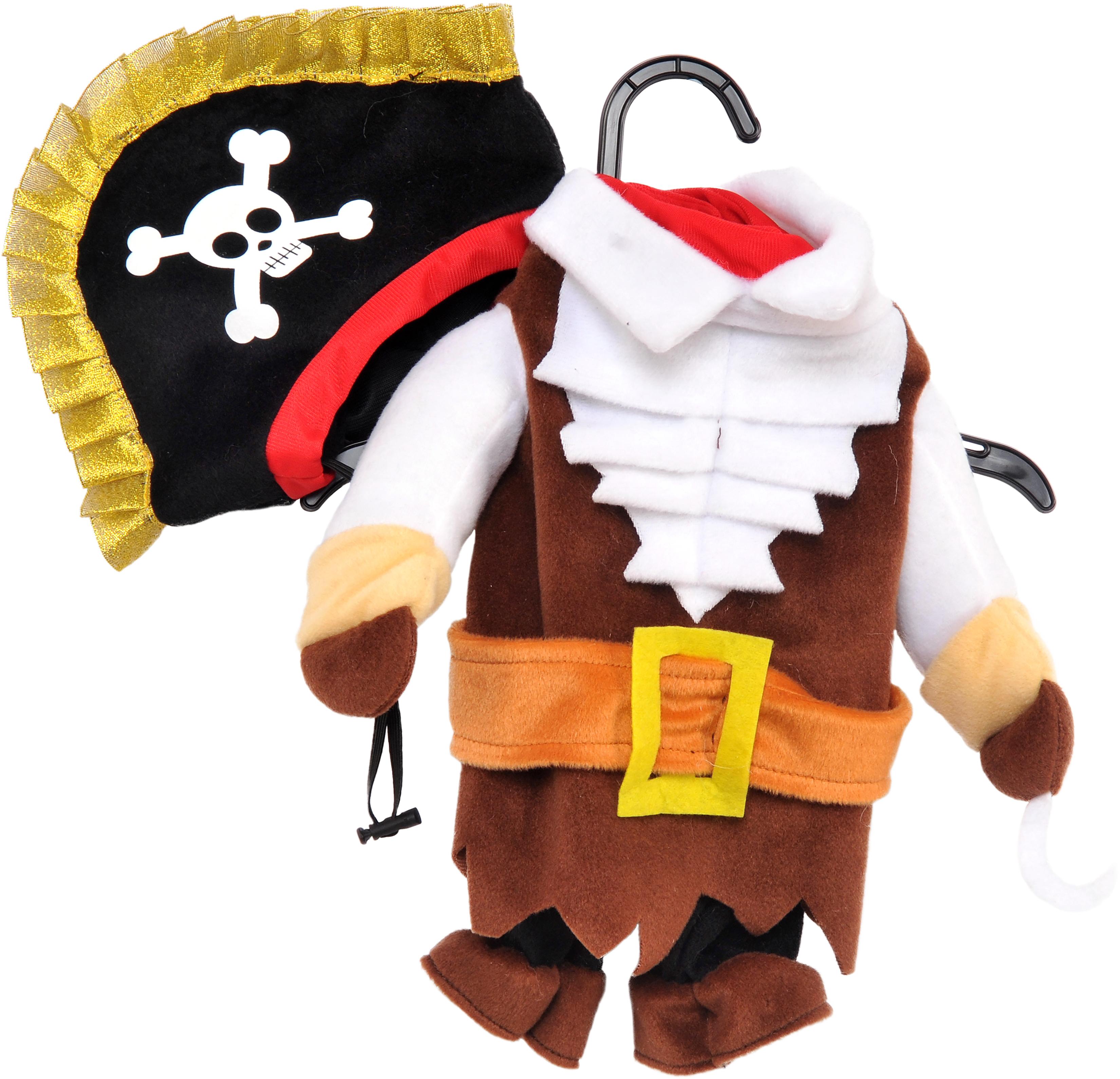Rubie's Walking Pirate Pet Costume-Small