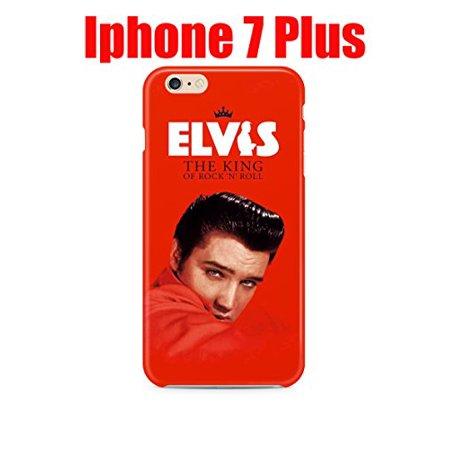 Ganma Elvis Presley Case For Iphone 7 Plus 5.5in Hard Case - Elvis Presley Cape