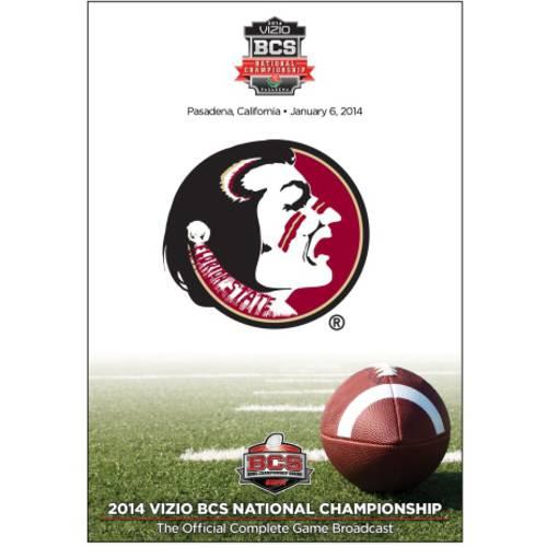 2014 VIZIO BCS National Championship Game: Florida State Vs. Auburn