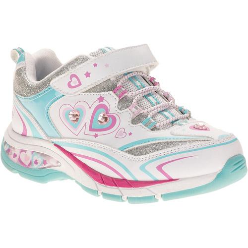 Danskin Now - Girls' Reverie Light-Up Strap Sneakers