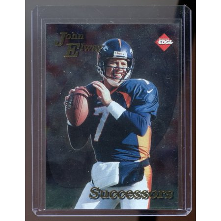 1998 Collectors Edge - 1998 Collector's Edge Successors #9 John Elway Denver Broncos
