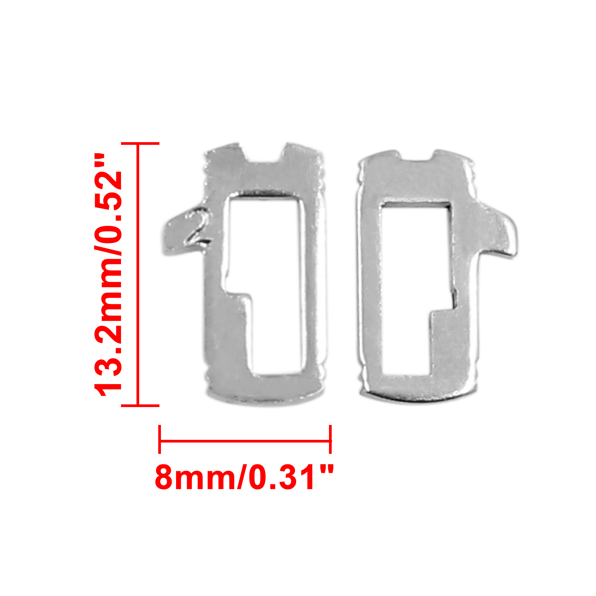 20pcs Ignition Lock Cylinder Reed Car Locking Plate Repair Tool for Ford Focus - image 1 of 2