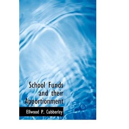 School Funds and Their Apportionment - image 1 of 1