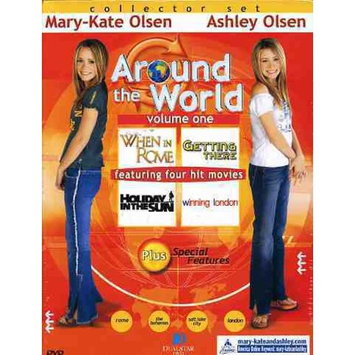 Mary-Kate & Ashley: Around The World Collection - When In Rome / Getting There / Holiday In The Sun / Winning London