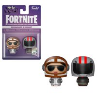 FunKo Pint Size Heroes Fortnite, Moonwalker & Burnout