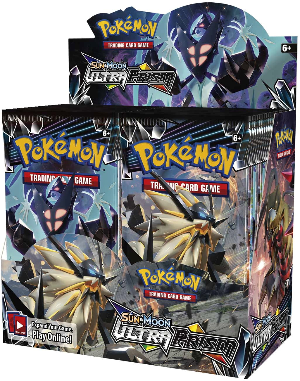 Pokemon TCG Sun & Moon Ultra Prism Booster Box by Nintendo