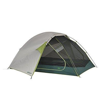 Kelty trail ridge 3 tent with footprint - 3 person