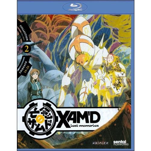 Xam'd: Lost Memories - Collection 2 (Blu-ray) (Widescreen)