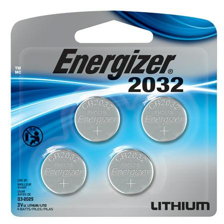Energizer Lithium 2032 4 Pk Walmartcom