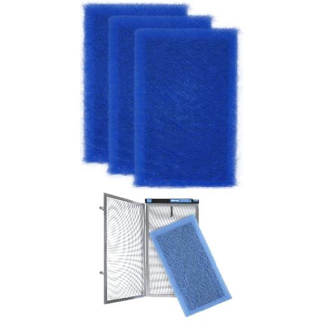Filters-NOW DPE12X12X1=DAE 12x12x1 Aeriale Furnace Filter Pack of - 3