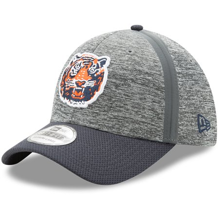 half off babaf e5db3 Detroit Tigers New Era Clubhouse 39THIRTY Flex Hat - Heathered Gray Navy -  Walmart.com