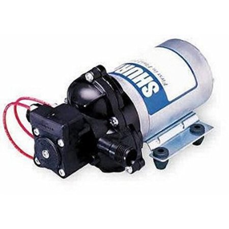 Shurflo 2088-554-144 Fresh Water Pump, 12 Volts, 3.5 Gallons Per Minute, 45 Psi (Shurflo Water)
