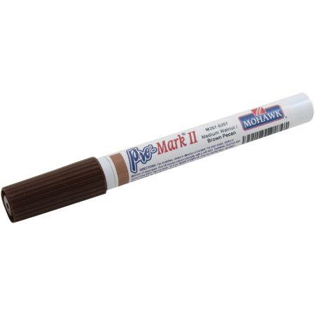 Mohawk Finishing Products M267-0207 Pro-Mark Touch-Up Marker (Medium Walnut/Brown