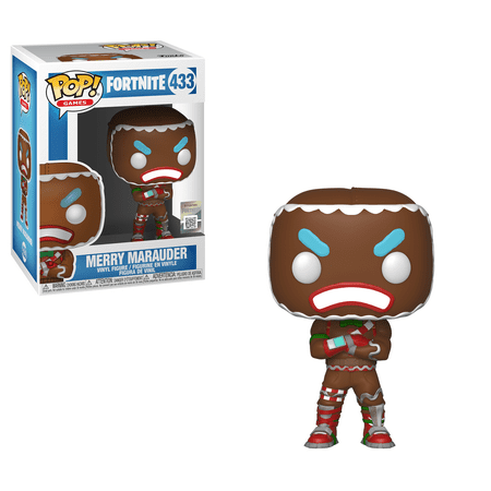 Zone Pop (Funko POP! Games: Fortnite S1 - Merry Marauder)