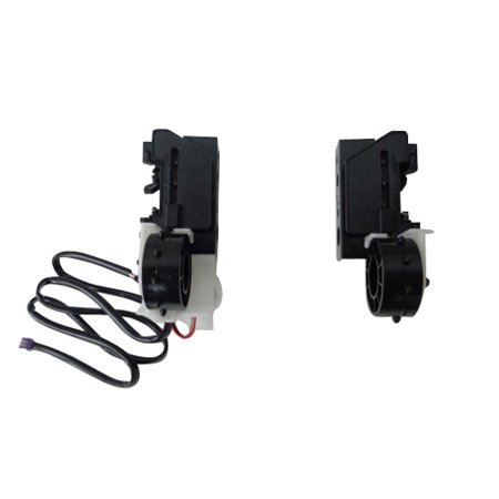 Epson DFX-9000 Printer Left & Right Rear Tractor Feed Set 1410875 1410876 ()