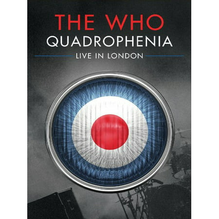The Who: Quadrophenia--Live in London (London Halloween Concert)