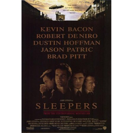 Posterazzi MOVAF9391 Sleepers Movie Poster - 27 x 40 in. - image 1 of 1