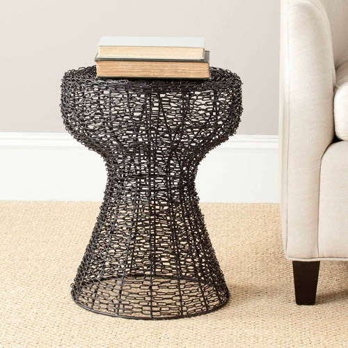 Safavieh Tabitha Iron Chain Stool