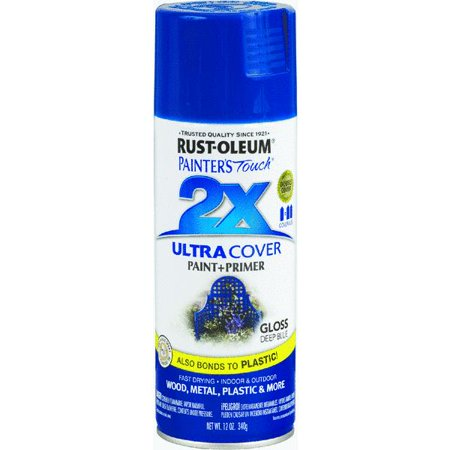 Rust Oleum Painter 39 S Touch 2x Ultra Cover Paint Primer Spray Paint