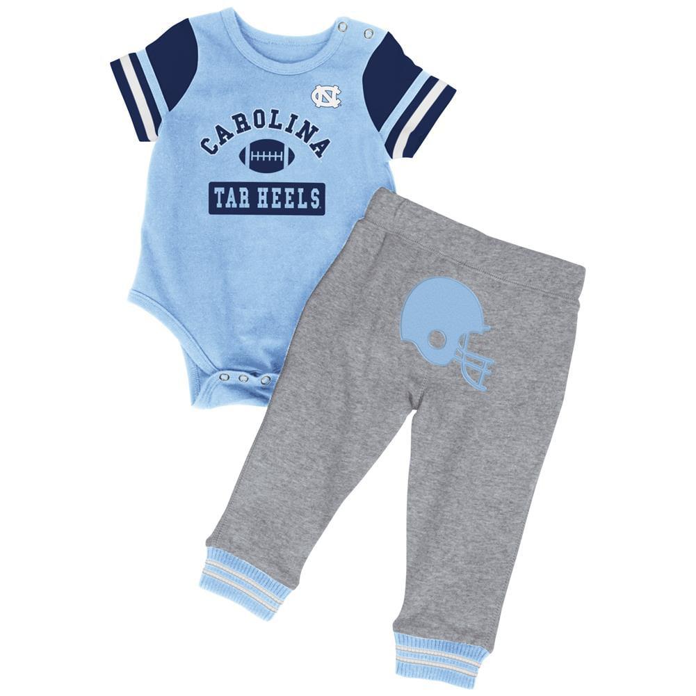 Baby Boys' MVP North Carolina Tarheels UNC Bodysuit and Pant Set by Colosseum