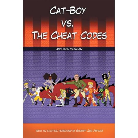 Cat-Boy Vs. the Cheat Codes - eBook