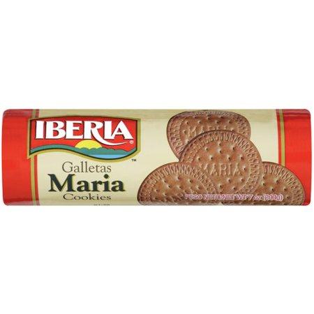 Iberia Maria Cookies  7 Oz
