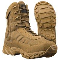 Boot, Vengeance SR, Altama, 305303, Side Zip, Coyote, Size 7.5R