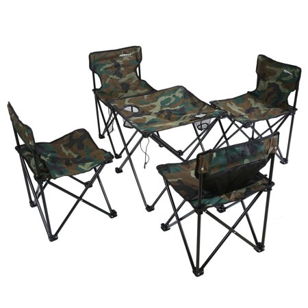 Folding Picnic Table With Chairs HighEnd Outdoor Furniture Folding - High end picnic table
