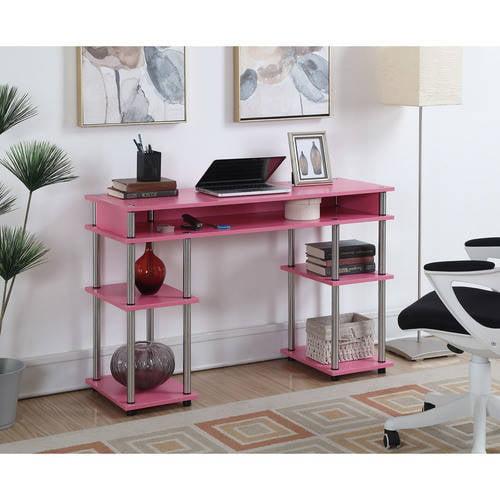 Pink Desks