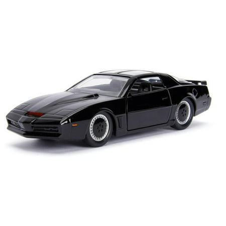 1982 82 Lincoln Town Car - Knight Rider K.I.T.T (1982 Pontiac Trans Firebird)- 1:32 Die-CastVehicle