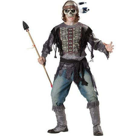 Spirit Warrior Adult Halloween Costume
