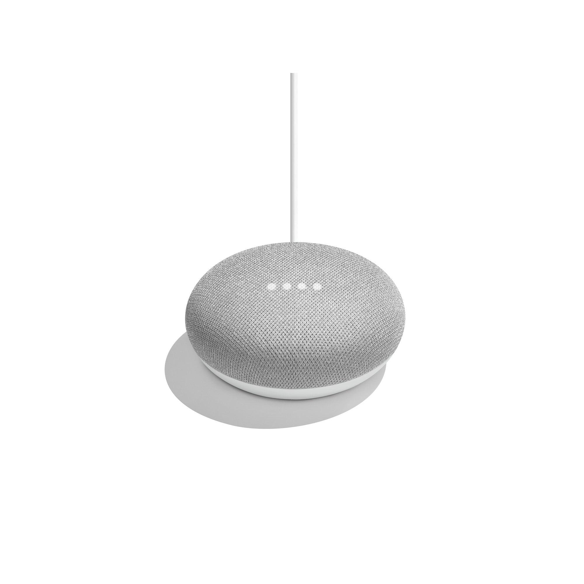951f0af4caa4 Google Home Mini- Chalk - Walmart.com
